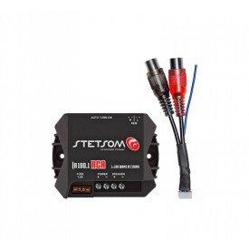 Módulo Amplificador Digital IR 100 RCA 160W 2 Canais 2 Ohms Stetsom