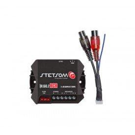 Módulo Amplificador Digital IR 160.2 RCA 160W 2 Canais 2 Ohms Stetsom