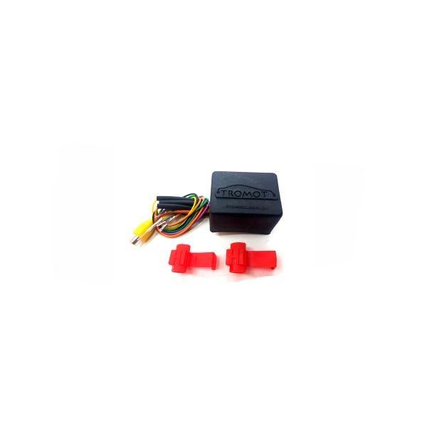Interface Desbloqueio para Câmera de Ré TCR01 para GM Tromot