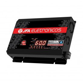 Carregador de Bateria Fonte Automitiva 60A JFA