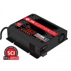 Carregador de Bateria Fonte Automitiva 36A slim JFA
