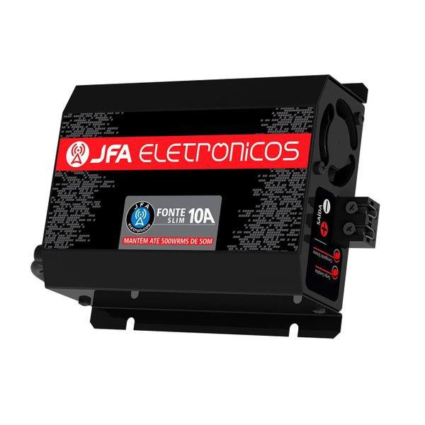 Carregador de Bateria 10A