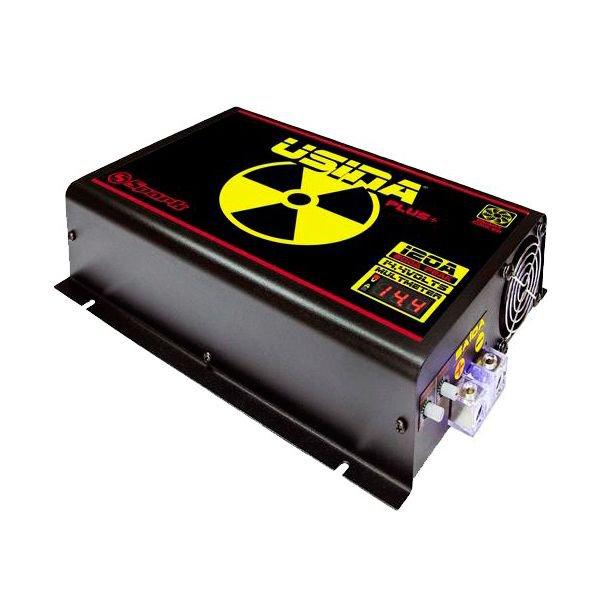 fonte usina spark jfa 120a com voltimetro e amperimetro spark s2magazine
