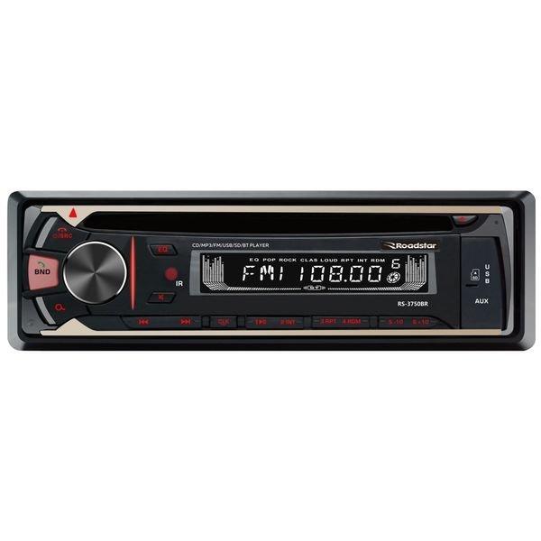 Rádio Automotivo RS3750BR CD Player / SD / USB Roadstar