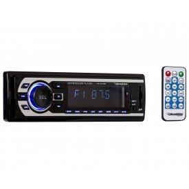 Rádio Automotivo RS2707BR Aux / SD / USB Player Roadstar