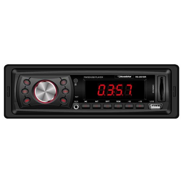 Rádio Automotivo RS2601BR SD / USB Player FM Roadstar