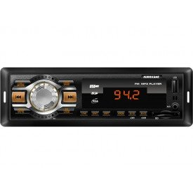 Rádio Automotivo Player HR412 USB / SD Hurricane