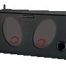 caixa dutada para 6x9 boombastic frontal