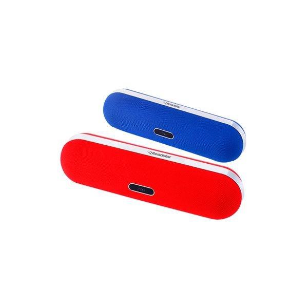 Caixa de Som Portátil Bluetooth Live Azul Roadstar