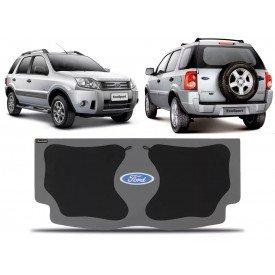 tampo bagagito porta malas ecosport ford 2003 a 2012 2 portas 4 portas para 2x alto falante 6x9 polegadas boombastic s2 magazine