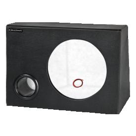 caixa de som automotivo para grave super bass para 01 alto falante de 10 polegadas