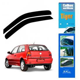 CALHA VW3357 GOL E PARATI/ SAVEIRO 2PTS 95> - TIGER