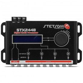 Processador de Áudio STX2448 Stetsom