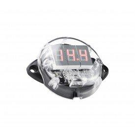 Voltímetro Digital VTR 1000 Display Vermelho Taramps