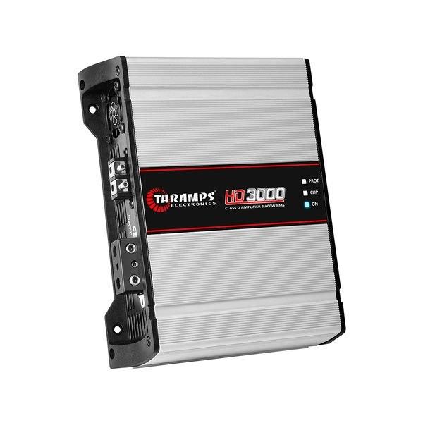 modulo taramps hd 3000 2 ohms amplificador 2