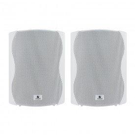 caixa de som passiva ps6 frahm branca