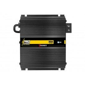 Fonte e Carregador Digital de Baterias ProCharger 30A Bivolt 12V Taramps