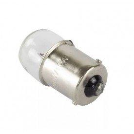 Lâmpada Filamento 12v 5007 10w T16 Ba15s Teslla T6710 C/ 10