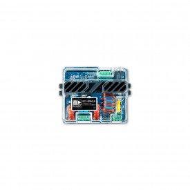 Módulo Amplificador Digital BD 250.2 250W RMS 2 Canais Banda