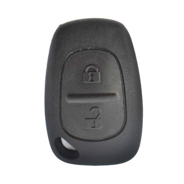 Capa controle Renault Clio 2 botões