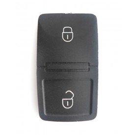 Capa Controle Chave VW Golf 2 Botões B&S Automotiva
