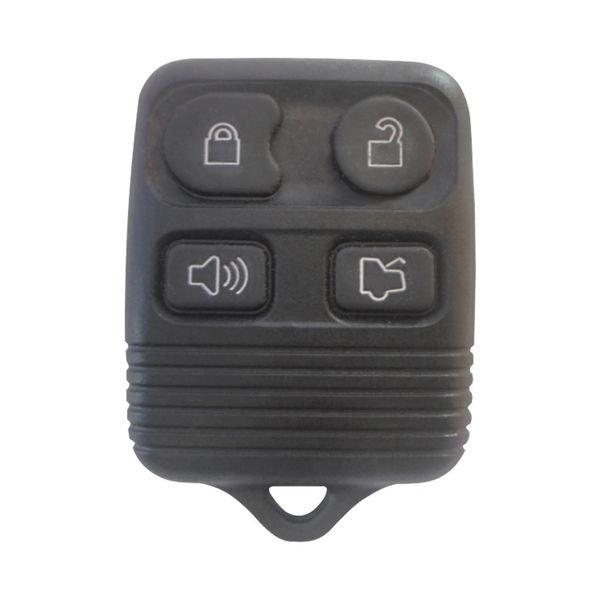 Capa Controle Chave Ford 4 Botões B&S Automotiva