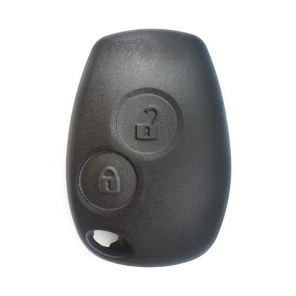 Capa Controle Chave Renault 2 Botões B&S Automotiva