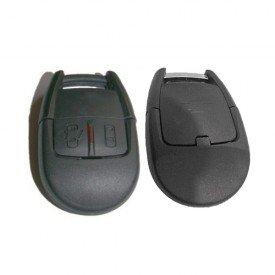 Capa Controle Chave GM 2 Botões mais Contracapa sem Circuito B&S Automotiva