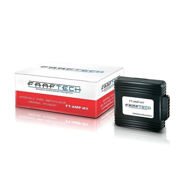 interface para amplificador hyundai faaftech ft amp