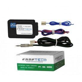 interface para controle de volante ft rn wire renault logan faatche