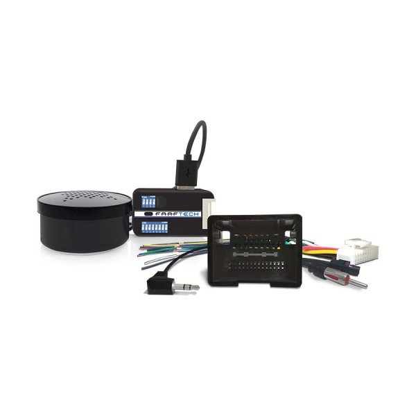 Interface para Controle de Volante Chevrolet FT SW GM Faaftech camaro cobalt cruze onix prisma s10 sonic spin tracker trailblazer