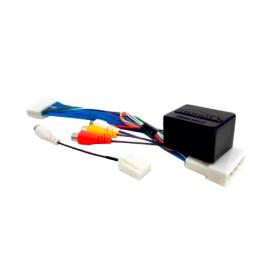 Interface Desbloqueio de Vdeo para Toyota TAT01 Tromot
