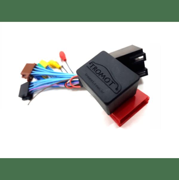 Interface Desbloqueio de Vídeo Hyundai IX35 2015 Até 2017 TTH04 Tromot