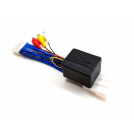 Interface Desbloqueio de Vídeo Nissan Kicks SL e SV TTN02 Tromot