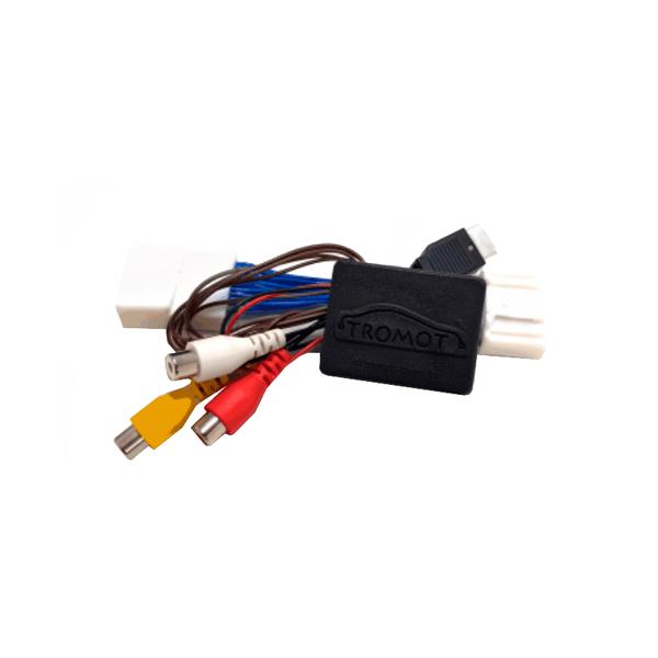 Interface Desbloqueio para Cmera de R Nissan Multi App 2019 TTN03 Tromot