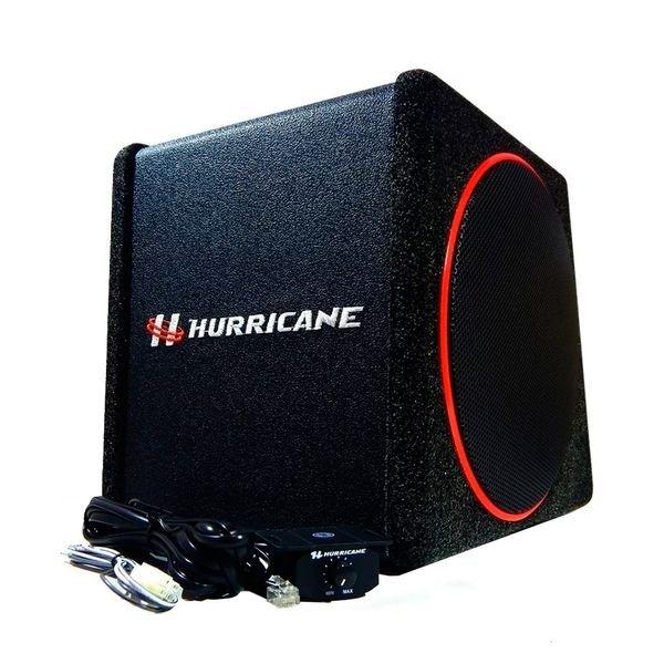caixa som ativa hurricane amplificada sub 10 230 watts rms3