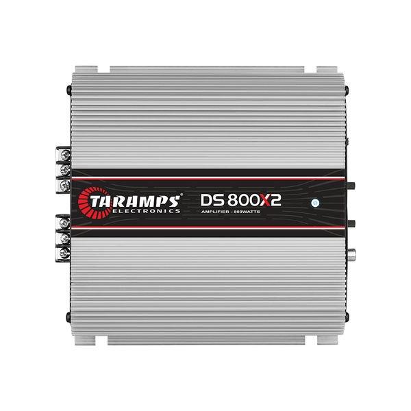 MÓDULO AMPLIFICADOR CLASS D DS 800X2 2 OHMS - TARAMPS