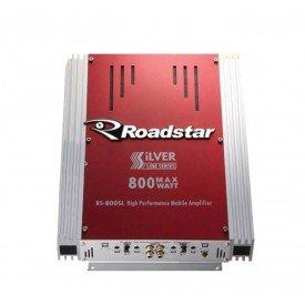 módulo amplificador roadstar rs800sl 800 rms