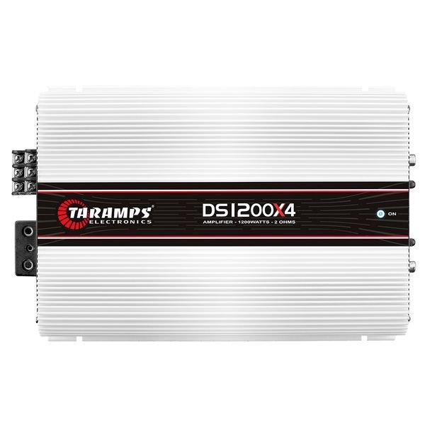 Módulo amplificador CLASS D DS 1200X4 WATTS 2 OHMS - TARAMPS