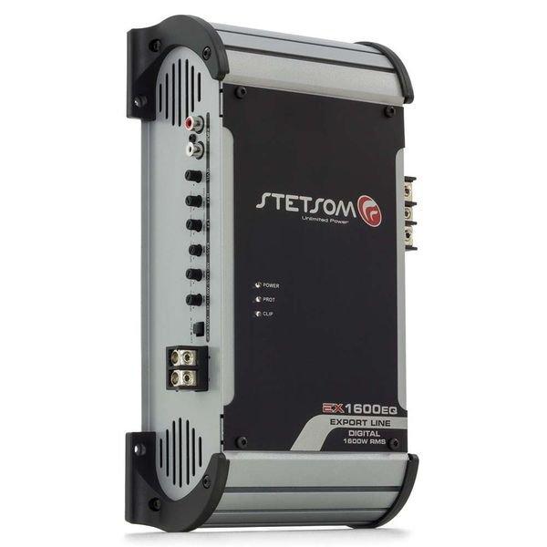 modulo amplificador digital ex1600eq 2 ohms 1 canal stetsom