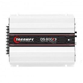 AMPL CLASS D DS 800X3  - TARAMPS