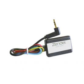 zendel interface desbloqueio controle volante rd zd