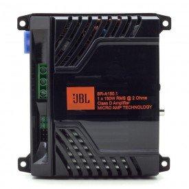 Módulo amplificador jbl 150x1 150 1 canal 1 class d