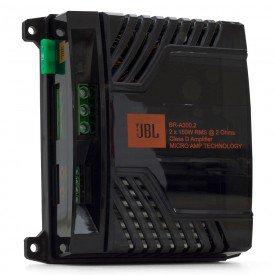 Módulo amplificador jbl 300x2 300 2 canais 1 class d