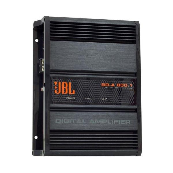 Módulo amplificador jbl br a 800 1 1x800w rms 2 ohms 1 canal