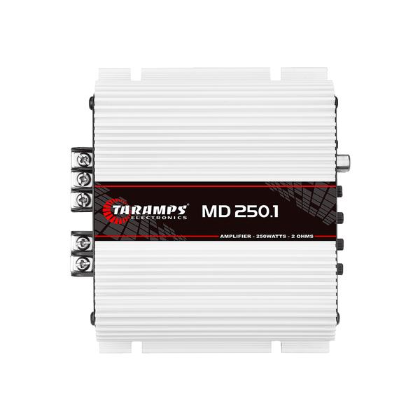 Módulo amplificador taramps amplificador md 250 1 2ohms