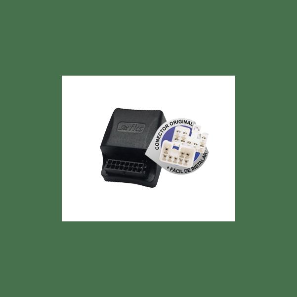 modulo para espelho retrovisor tilt down mce300 tc12 toyota corolla gli fks