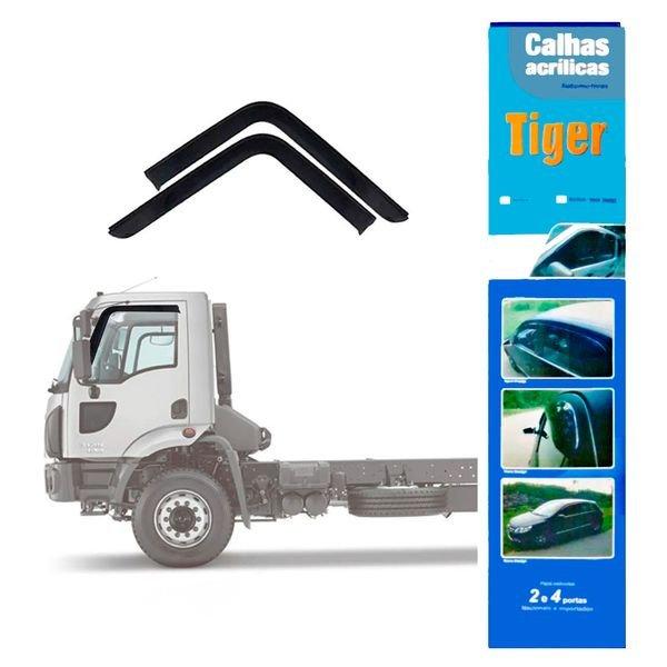 calha de chuva automotiva cargo novo 2 portas 2012 2018 fd9496 tiger