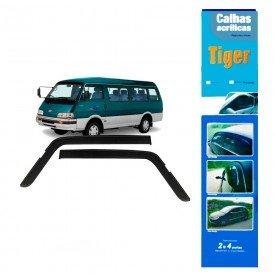 calha de chuva automotiva topic antiga 2 portas com corte a0684 tiger
