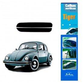 calha de chuva automotiva fusca vw2220 tiger